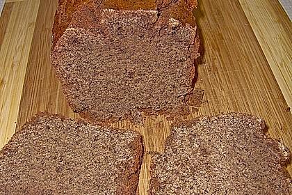 Schokoladenkuchen XIX , aus rote Linsen