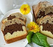 Dreierlei Marmorkuchen (Bild)