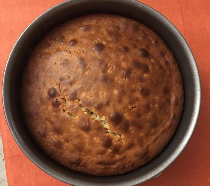 Nusskuchen Fructosefrei Von Melanieeilers Chefkoch De