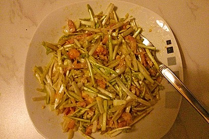 Bettseicher Salat