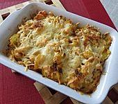 Schottischer Kartoffel-Weißkohl-Auflauf (Bild)