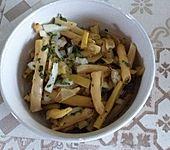 Gelber Bohnensalat (Bild)
