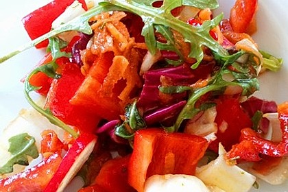 Franks Salatdressing 10