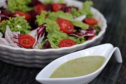 Franks Salatdressing 1