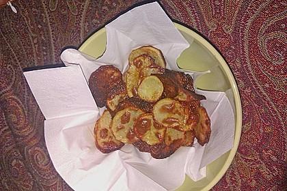 Kartoffelchips selbstgemacht 11