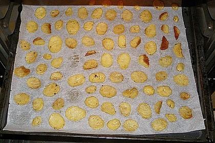 Kartoffelchips selbstgemacht 9