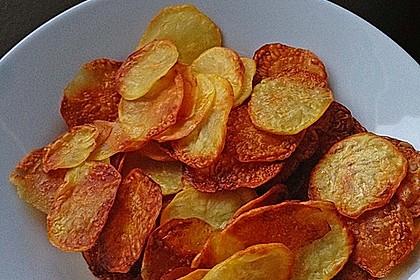 Kartoffelchips selbstgemacht 3