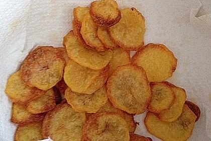 Kartoffelchips selbstgemacht 2