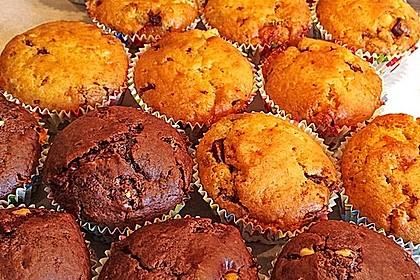 Veganer Muffin-Grundteig 4