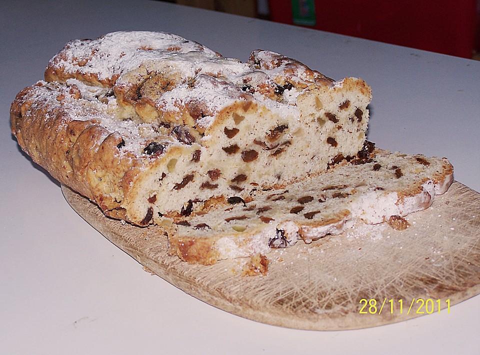 Christstollen Von Sue1010 Chefkochde