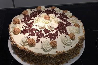 Giotto-Torte (Bild)