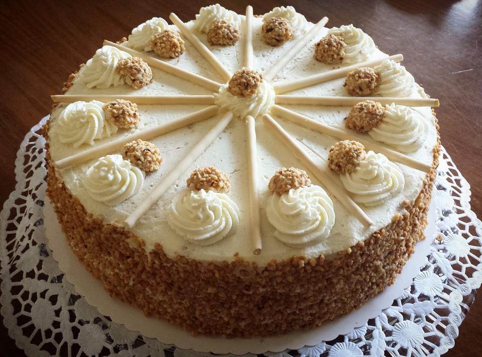 Giotto Torte Von Teddy 64 Chefkochde