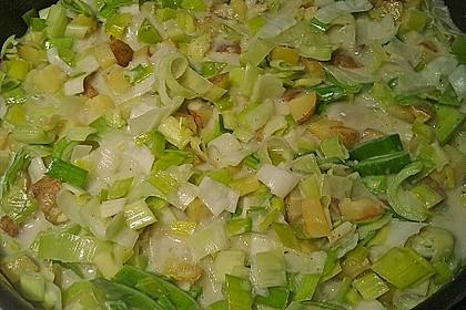 Kartoffel-Lauch Curry mit Kokos 8