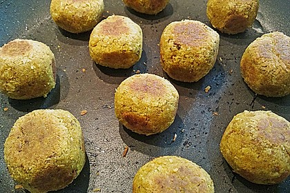 Grundrezept für Bratlinge aus Okara oder Tofu 3