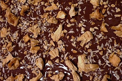 Bunte Bruchschokolade zum Verschenken 67