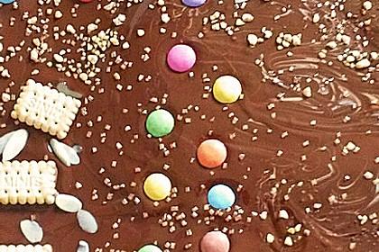 Bunte Bruchschokolade zum Verschenken 29