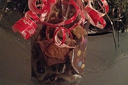 Bunte Bruchschokolade zum Verschenken 42