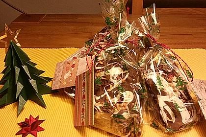 Bunte Bruchschokolade zum Verschenken 26