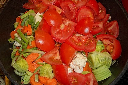 Serbische Bohnensuppe 19