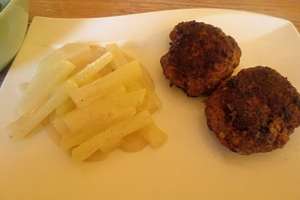 Kohlrabi-Gemüse mit heller Sauce 23