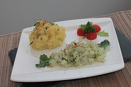 Kohlrabi-Gemüse mit heller Sauce 47