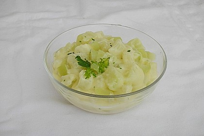Kohlrabi-Gemüse mit heller Sauce 13