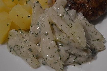 Kohlrabi-Gemüse mit heller Sauce 35