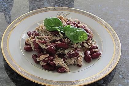 Bohnen-Thunfisch-Salat 3