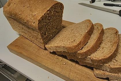 Weizenvollkorn-Toastbrot 1
