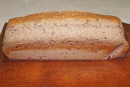 Weizenvollkorn-Toastbrot 9
