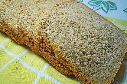 Weizenvollkorn-Toastbrot 5