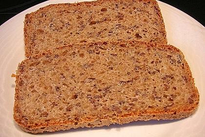 Weizenvollkorn-Toastbrot 15
