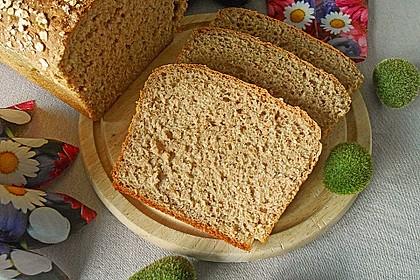 Weizenvollkorn-Toastbrot 7