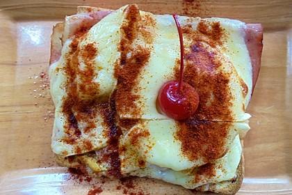 Toast Hawaii Schweizer Art