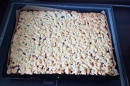 Zwetschgenkuchen mit Mohnquark + Butterstreuseln 22