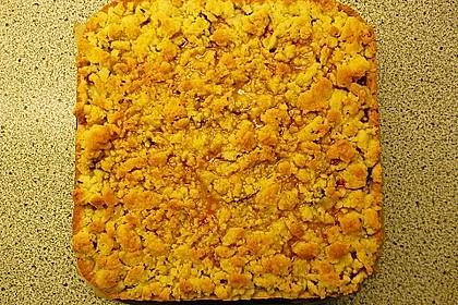 Zwetschgenkuchen mit Mohnquark + Butterstreuseln 30