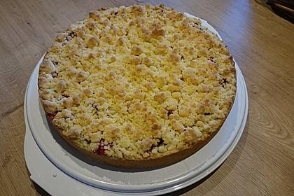 Zwetschgenkuchen mit Mohnquark + Butterstreuseln 33