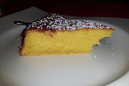 Zitronenpuffer (Zitronenkuchen) (Bild)