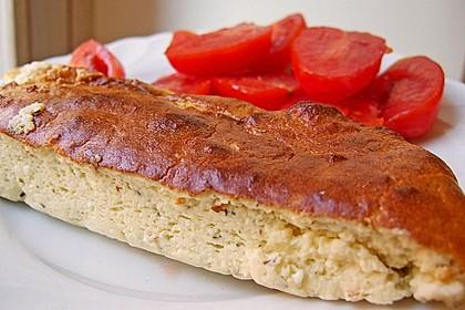 Schafskäse-Kräuter-Soufflé 3