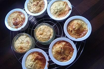 Schafskäse-Kräuter-Soufflé 2