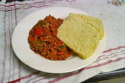 Vegetarisches Paprika-Linsen-Ragout 3
