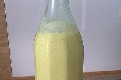 Salatsoße auf Vorrat 12