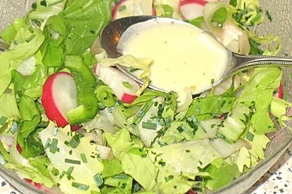 Salatsoße auf Vorrat 13