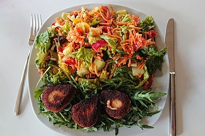 Salatsoße auf Vorrat 25