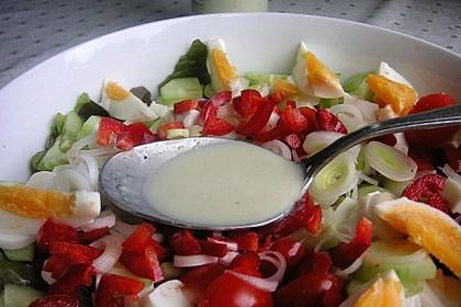 Salatsoße auf Vorrat 18