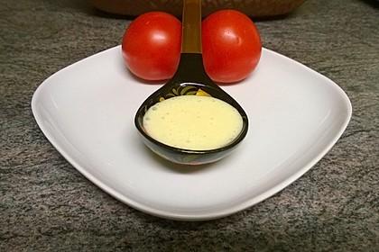 Salatsoße auf Vorrat 10