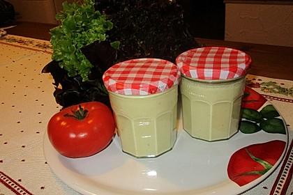 Salatsoße auf Vorrat 8