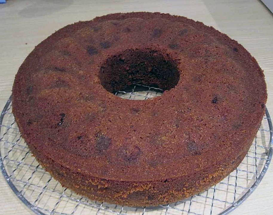 Kirsch Schokoladenkuchen Von Ansamade Chefkoch De
