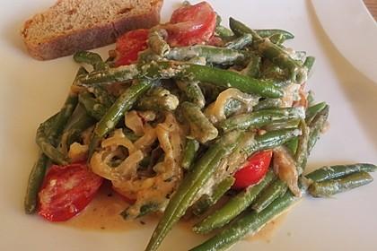 Warmer Sommersalat mit Feta 3