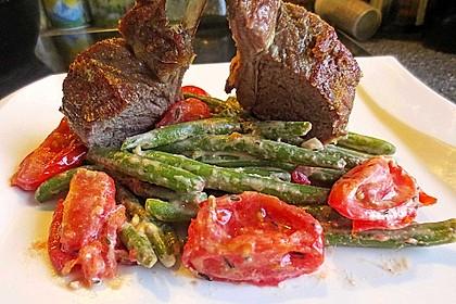 Warmer Sommersalat mit Feta 4